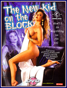 New Kid On The Block Porn DVD