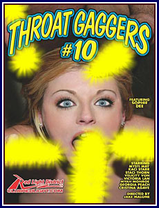 Throat Gaggers 10 Porn DVD