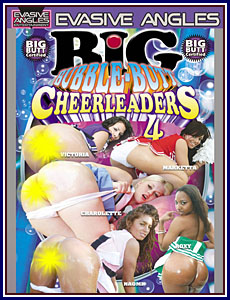 Big Bubble Butt Cheerleaders 4 Porn DVD