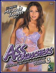 Ass Crunchers 3 Porn DVD