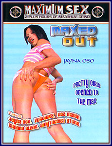 Maxed Out Porn DVD