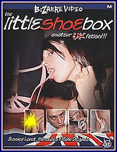 Little Shoe Box Porn DVD