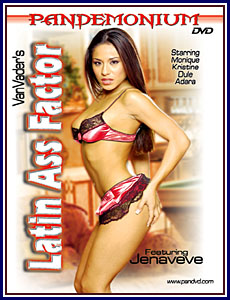 Latin Ass Factor Porn DVD