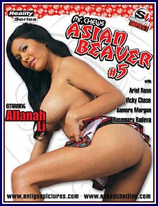Something is. Asian bb beaver mr chews can