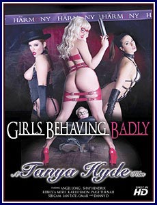 Girls Behaving Badly Porn DVD