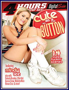 Cute As A Button Porn DVD