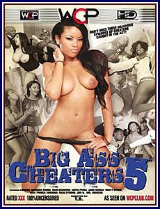 Big Ass Cheaters 5 Porn DVD