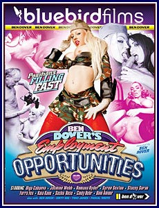 Ben Dover's Employment Opportunities Porn DVD