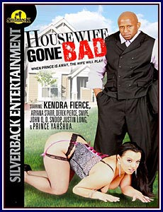 Housewife Gone Bad Porn DVD