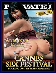 Best By Private Cannes Sex Festival Porn DVD