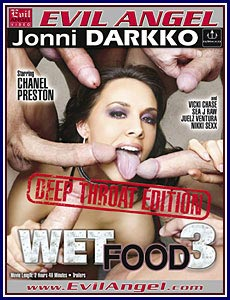 Wet Food 3 Porn DVD