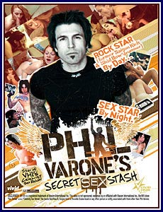 Phil Varone's Secret Sex Stash Porn DVD