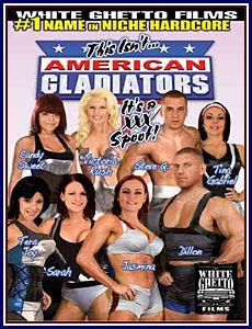 Opinion you American gladiator women porn
