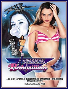 Adventures In Babysitting Porn DVD