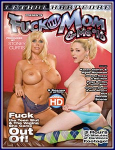 Fuck My Mom And Me 16 Porn DVD