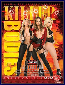 Killer Bodies Porn DVD