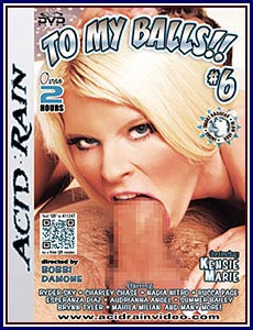 To My Balls 6 Porn DVD