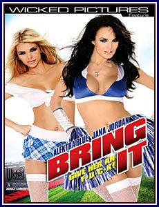 Bring It Porn DVD