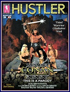 This Ain't Conan The Barbarian XXX Porn DVD