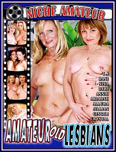 Amateur Old Lesbians Porn DVD