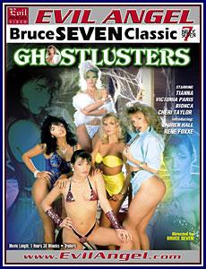 Ghostlusters Porn DVD