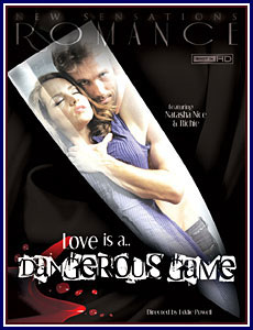 Love Is A Dangerous Game Porn DVD