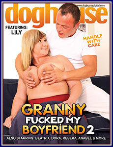 Granny Fucked My Boyfriend 2 Porn DVD