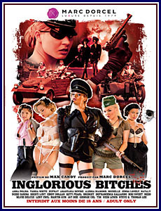 Inglorious Bitches Porn DVD