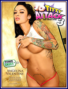 Titty Attack 3 Porn DVD