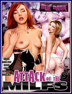 Attack of the MILFs 9 Porn DVD