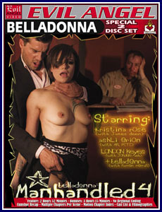 Belladonna: Manhandled 4 Porn DVD