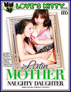 Latin Mother Naughty Daughter Porn DVD