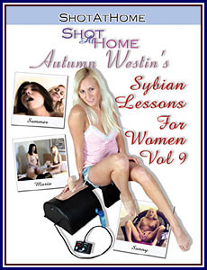 Autumn Westin's Strap-on Lessons for Women 9 Porn DVD