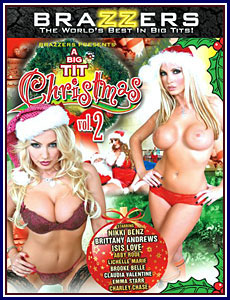 A Big Tit Christmas 2 Porn DVD