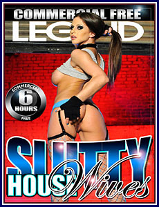 Slutty Housewives Porn DVD