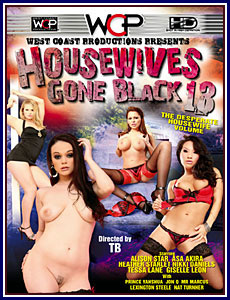 Housewives Gone Black 13 Porn DVD