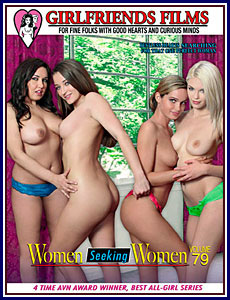 Women Seeking Women 79 Porn DVD