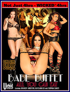 Babe Buffet: All You Can Eat Porn DVD