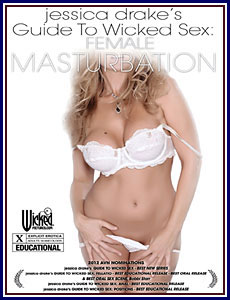 Jessica Drake's Guide to Wicked Sex: Female Masturbation Porn DVD