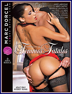 Pornochic 22: Femmes Fatales Porn DVD