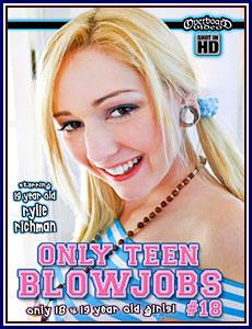 Only Teen Blowjobs 18 Porn DVD