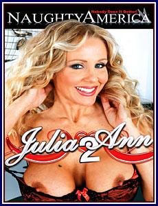 Julia Ann 2 Porn DVD