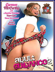 Adult Guidance 2 Porn DVD