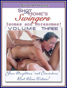 Swingers 3somes and Moresomes 3 Porn DVD