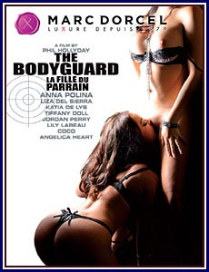 The Bodyguard Porn DVD