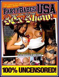 Take Me To The Sex Show Porn DVD