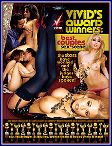 Vivid's Award Winners: Best Couples Sex Scene Porn DVD