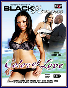 Color Of Love Porn DVD