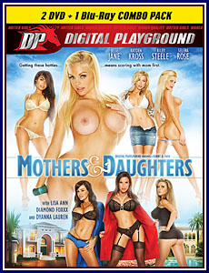 Mothers and Daughters Porn DVD