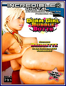 Dorm Girl Bubble Butts Porn DVD